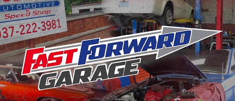 """Introducing Fast Forward Garage"""""""""""