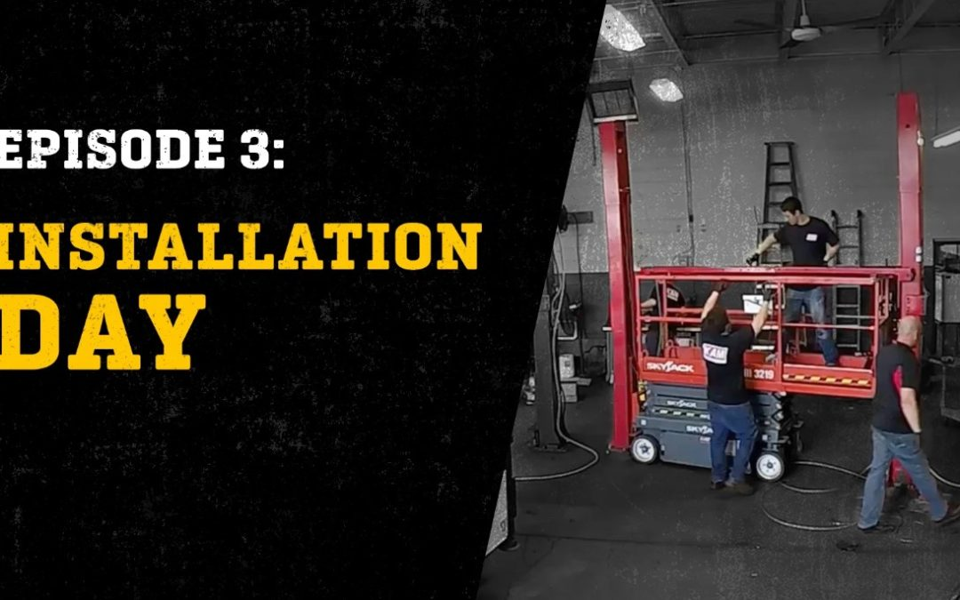 Fast Forward Garage: Episode 3