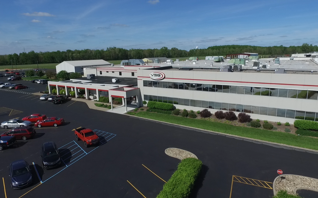 Vehicle Service Group announces expansion of its Madison, Indiana, facility